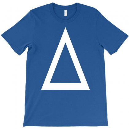 Prism A Triangle Design Graphic Baseball Jersey T-shirt Designed By Syarip
