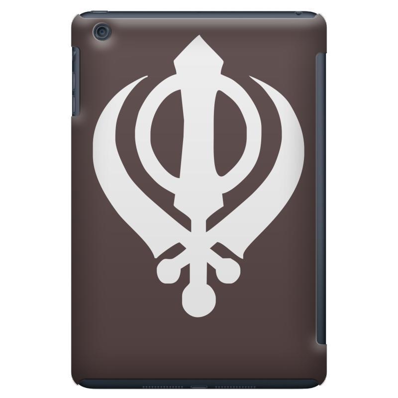 Custom Sikh Khanda Symbol India Punjabi Sikhism Culture Tee New Ipad