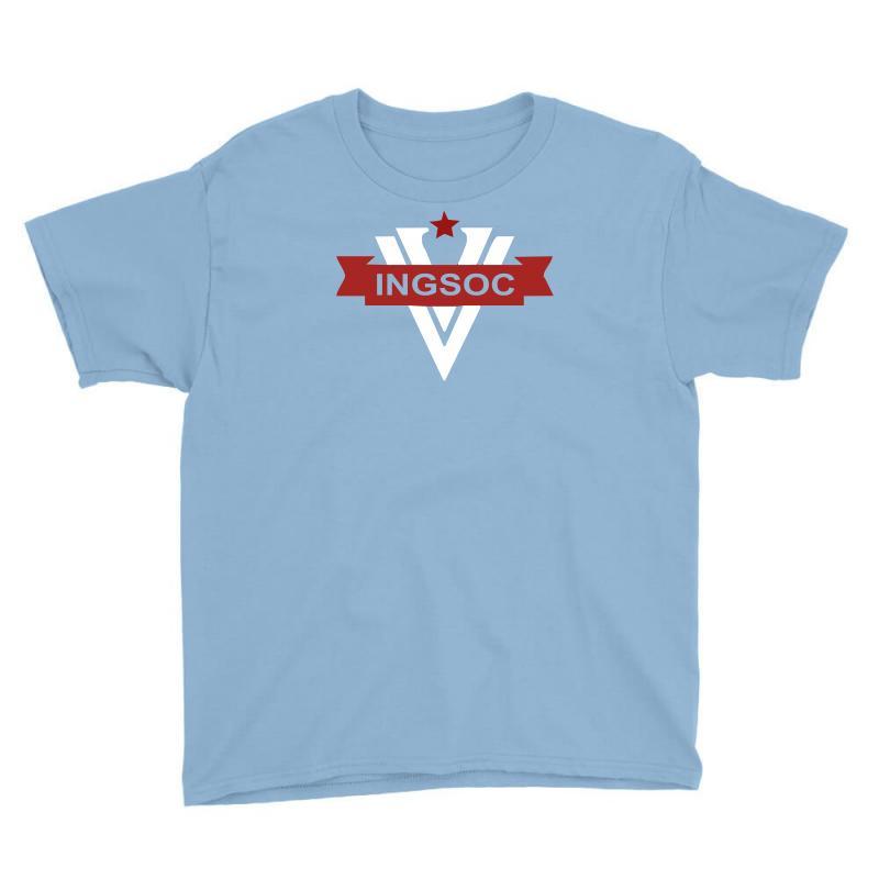 1984 Ingsoc George Orwell T Shirt