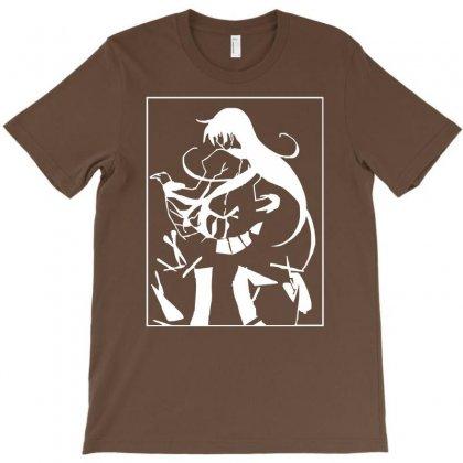 Bakemonogatari Anime Monogatari Koyomi Araragi Tee T-shirt Designed By Syarip