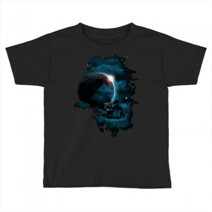 Pirate (space)ship Toddler T-shirt Designed By Fandysr88