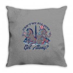 politics Throw Pillow   Artistshot