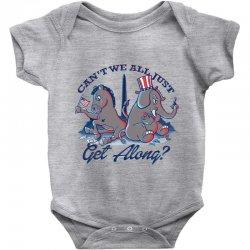 politics Baby Bodysuit   Artistshot