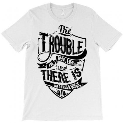 Danger Music T-shirt Designed By Sbm052017
