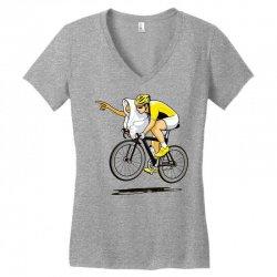 race advantage Women's V-Neck T-Shirt | Artistshot