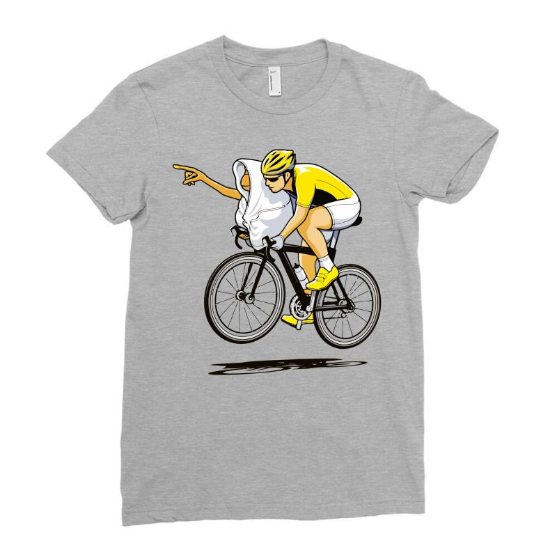 Race Advantage Ladies Fitted T-shirt | Artistshot