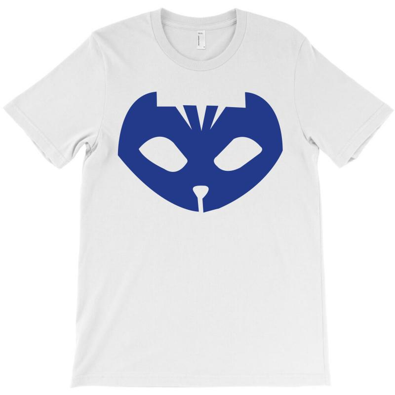 6777f9dc5 Custom Pj Masks Catboy Symbol T-shirt By Rardesign - Artistshot