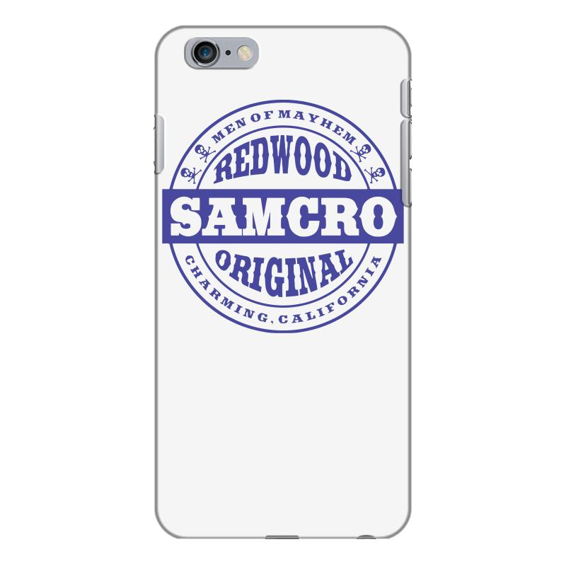 reputable site 3e703 1a642 Samcro Sons Of Anarchy Iphone 6 Plus/6s Plus Case. By Artistshot