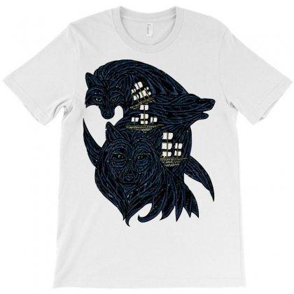Sea Wolves T-shirt Designed By Fandysr88