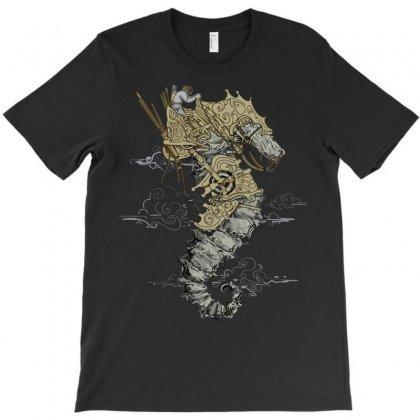 Sea Chariot T-shirt Designed By Fandysr88
