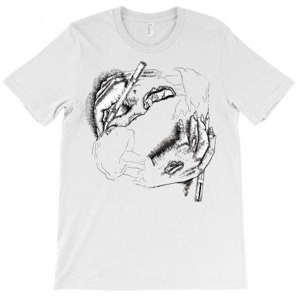 Self Made Zombie T-shirt Designed By Fandysr88