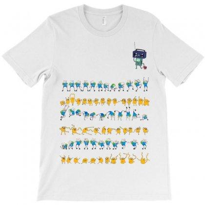 Shakin' It Is All I Know T-shirt Designed By Fandysr88