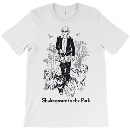 Shakespeare In The Park T-shirt Designed By Fandysr88