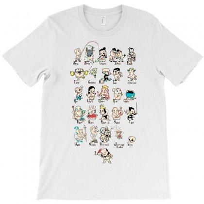 Shakespeare A Z T-shirt Designed By Fandysr88