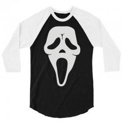 scream (2) 3/4 Sleeve Shirt | Artistshot