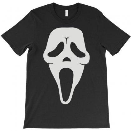Scream (2) T-shirt Designed By Denz