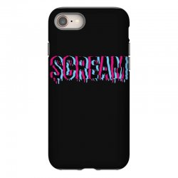 scream 3d iPhone 8 Case | Artistshot