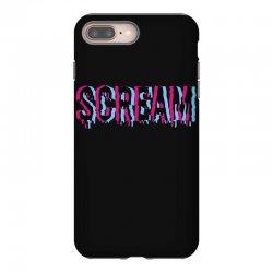 scream 3d iPhone 8 Plus Case | Artistshot