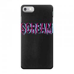 scream 3d iPhone 7 Case | Artistshot