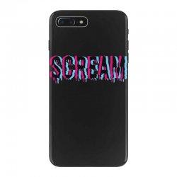 scream 3d iPhone 7 Plus Case | Artistshot