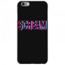 scream 3d iPhone 6/6s Case | Artistshot