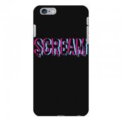scream 3d iPhone 6 Plus/6s Plus Case | Artistshot