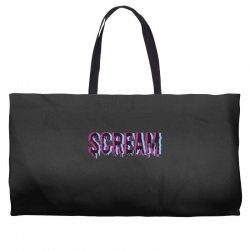 scream 3d Weekender Totes | Artistshot