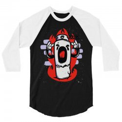 scream (3) 3/4 Sleeve Shirt | Artistshot