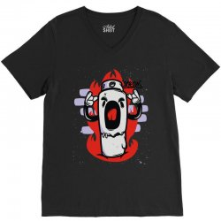 scream (3) V-Neck Tee | Artistshot