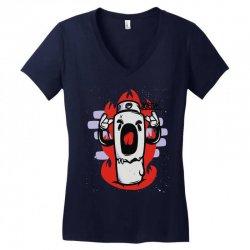 scream (3) Women's V-Neck T-Shirt | Artistshot