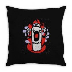 scream (3) Throw Pillow | Artistshot