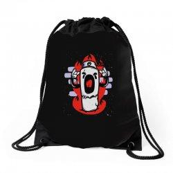scream (3) Drawstring Bags | Artistshot