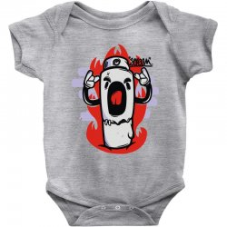 scream (3) Baby Bodysuit | Artistshot