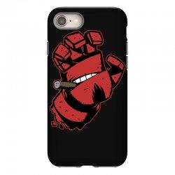 screaming doom iPhone 8 Case   Artistshot