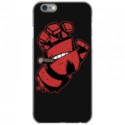screaming doom iPhone 6/6s Case   Artistshot