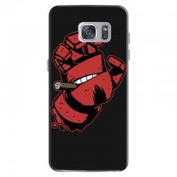 screaming doom Samsung Galaxy S7 Case   Artistshot