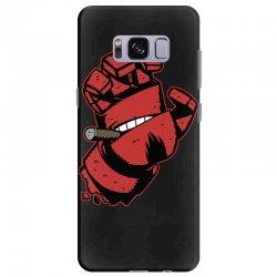 screaming doom Samsung Galaxy S8 Plus Case   Artistshot