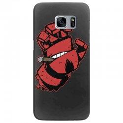 screaming doom Samsung Galaxy S7 Edge Case   Artistshot