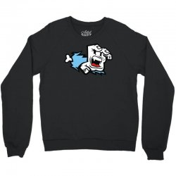 screaming paw Crewneck Sweatshirt | Artistshot