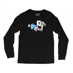 screaming paw Long Sleeve Shirts | Artistshot