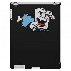 screaming paw iPad 3 and 4 Case | Artistshot