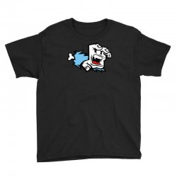 screaming paw Youth Tee | Artistshot