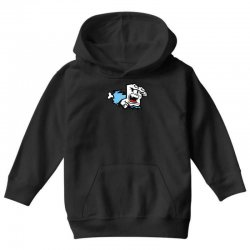 screaming paw Youth Hoodie | Artistshot