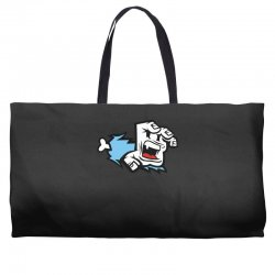 screaming paw Weekender Totes | Artistshot