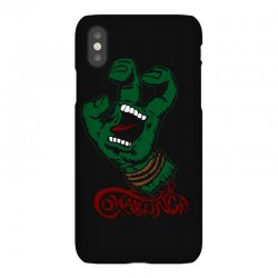 screaming mutant hand iPhoneX Case | Artistshot