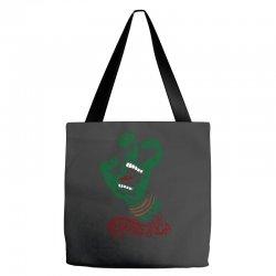 screaming mutant hand Tote Bags | Artistshot