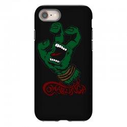 screaming mutant hand iPhone 8 Case | Artistshot
