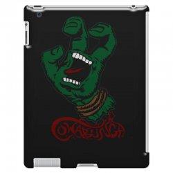 screaming mutant hand iPad 3 and 4 Case | Artistshot