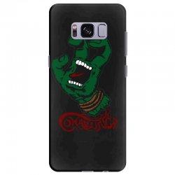 screaming mutant hand Samsung Galaxy S8 Plus Case | Artistshot