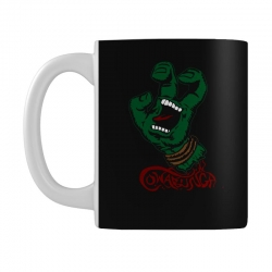 screaming mutant hand Mug | Artistshot